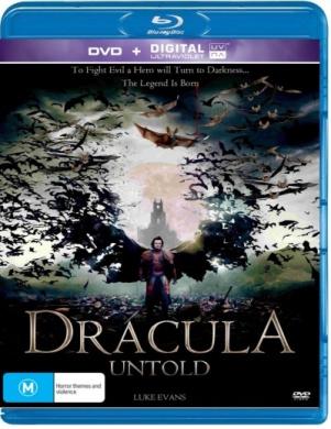 Dracula: Untold UV [Blu-ray]