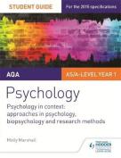 AQA Psychology Student Guide 2