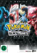Pokemon Black & White Generation Movie Collection [DVD_Movies] [Region 4]