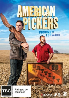 American Pickers: Collection 10 - Picking if Forward