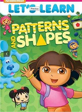 Nickelodeon: Let's Learn: Patterns and Shapes