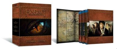 The Hobbit Trilogy (Blu-ray/UV)
