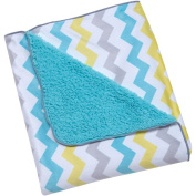 Printed Velboa Blanket, Available in Multiple Patterns