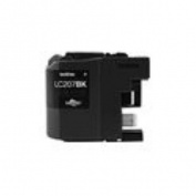 LC207BK (LC-207BK) Super High-Yield Ink, 1200 Page-Yield, Black