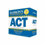 Barron's ACT Flash Cards