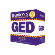 Barron's GED Test Flash Cards, 2nd Edition