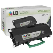 LD Remanufactured Replacement for Ricoh 407024 (Type 4400X) Black Laser Toner Cartridge for use in Ricoh Aficio SP 4410SF Printer