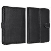 Insten Black 18cm Flip Leather Case For Nexus 7 HP Slate7 Extreme Samsung Galaxy Tab 3 18cm Dell Venue 7 iPad Mini 3