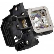 JVC DLA-F110 Projector Assembly with High Quality Original Bulb Inside