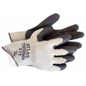 Boss Gloves 8430L Atlas Therma Fit Knit Latex Palm Gloves - Large
