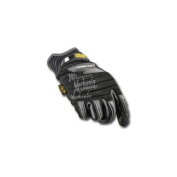 R3 Safety MP2-05-008 M-pact 2 Gloves Black/small
