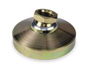 TE-CO 44432 Levelling Pad, 1/2-13, 1-1/8, Zinc
