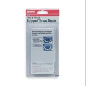 LOCTITE 28654 Stripped Thread Repair Kit, 12.9mL, Grey