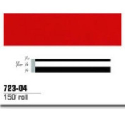3M 723-04 ScotchCal Striping Tape - Red - 0.8cm x 150-Foot