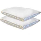 Sleep Styles Density Pillow, Medium, 2-Pack