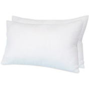 CoolMAX 400 Thread Count Jumbo Pillow, 2-Pack