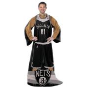 NBA Player 120cm x 180cm Comfy Throw, Nets