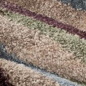 Orian Rugs Irving Multi-Coloured Runner Rug, 60cm x 8