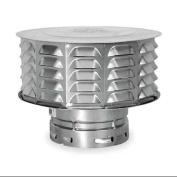 AMERI-VENT 3CW Cap,Universal Vent,7.6cm