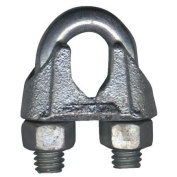 0.3cm Stainless Steel Wire Rope Clip T7633002