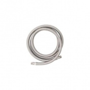 Watts Water Technologies 73632060 Ice Maker Connector Supply Line, 0.6cm . Compression X 0.6cm . Compression X 150cm . Long, Braided Nylon, Lead Free
