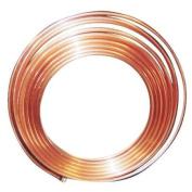 MUELLER INDUSTRIES A/C Refrig Coil,1/8 ODX.9.1m X 15m D 02050