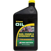 Sun Joe Chain Saw Bar, Chain and Sprocket Oil (All Sun Joe Chain Saws), 0.9l – SWJ-OIL