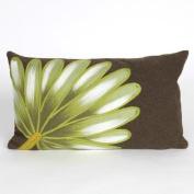 Liora Manne Visions II Palm Fan Pillow Cushion