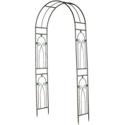 Arcadia Garden Products Emerald Series Arbour