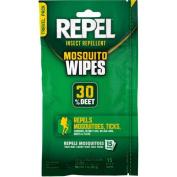 Repel Sportsmen Wipes