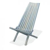 GloDea CHX45P1SBN Chair X45 Sky Blue Natural