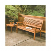 Buyers Choice Phat Tommy Serenity Wood Garden Bench