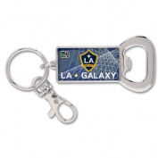 Los Angeles Galaxy Official MLS 7.6cm Bottle Opener Keychain Key Ring