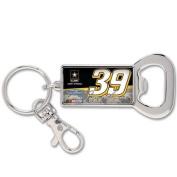 Ryan Newman Official NASCAR 7.6cm Bottle Opener Keychain Key Ring