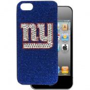 Siskiyou F5GL090 New York Giants Crystal Snap on Case fits iPhone 5