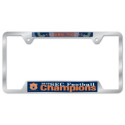 SEC Conference Official NCAA 30cm x 15cm Metal Licence Plate Frame by Wincraft