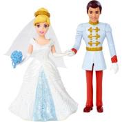 Disney Little Kingdom MagiClip Wedding Pair Cinderella and Prince Charming