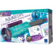 Educational Insights Nancy B's Science Club AquaScope and Underwater Activity Journal