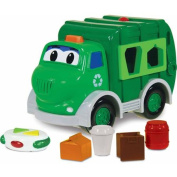 The Learning Journey Remote Control Shape Sorter, Go Green Recycle Truck