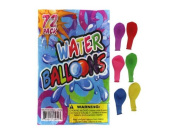 72-Pc Water Balloons - Set of 24