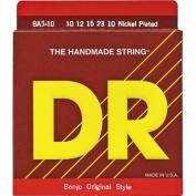 DR Strings Banjo 5 String 10, 12, 15, 23, 10