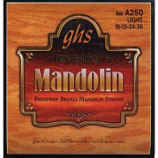 GHS Phosphor Bronze Mandolin Strings Light