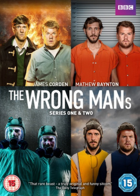 The Wrong Mans: Series 1 and 2