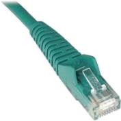 2-ft. Cat6 Gigabit Snagless Molded Patch Cable (RJ45 M/M) - Green