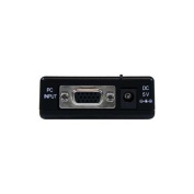 Startech.com High Resolution Vga To Composite Or S-video Converter - Hd-15 Female To Rca, 4-pin Mini-din