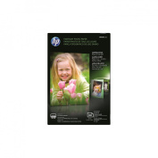 HP Everyday Glossy Photo Paper, 24kg., 4 x 6, 100 Sheets/Pack