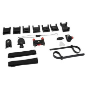 MHD 2.0 Action Camera Universal Helmet/Rollbar/Vehicle Mount With 0.6cm -20 UNC Mounting Point