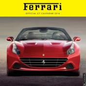 Ferrari 2016 Wall Calendar