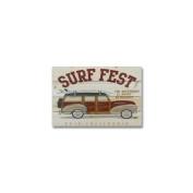 Gizaun Art Wile E. Wood Surf Fest Wall Art