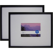Mainstays Linear 11x14/5x7 Frames, 2-Pack
